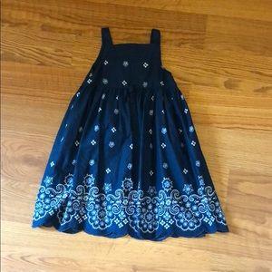 Boho Toddler Dress